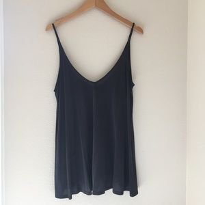 💛Urban Outfitters Silence+Noise Black Tank/Dress